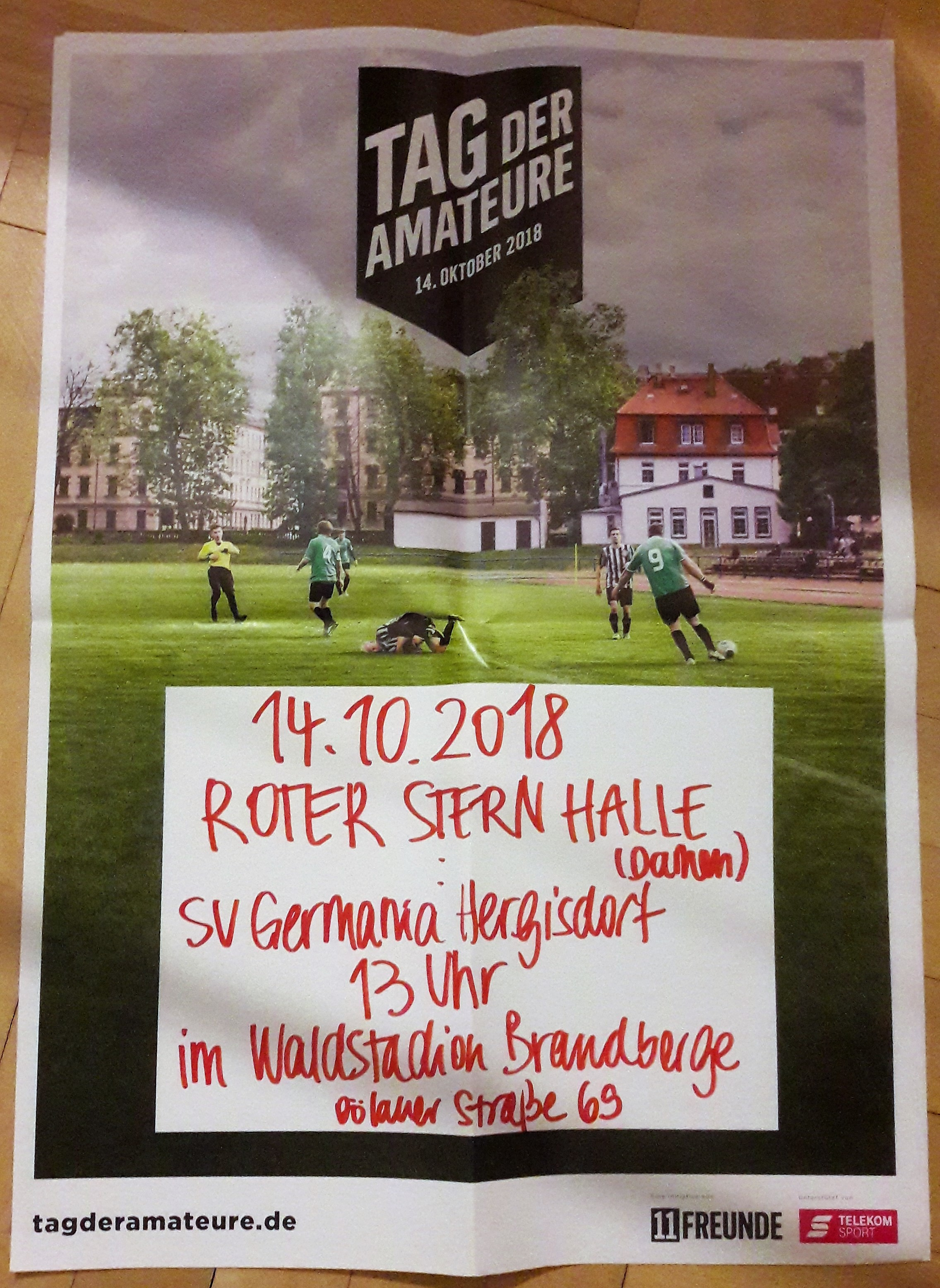 Tag Der Amateure Roter Stern Halle